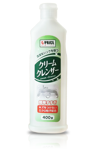 Cream Mint cleanser