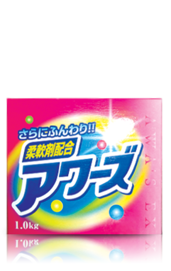 DETERGENT POWDER FOR WASHING MACHINE